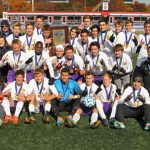 Boy's Soccer 2014 State Champs