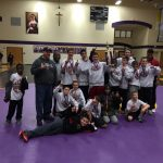 Golden Eagle CYO Wrestling Take Down Tournament Results