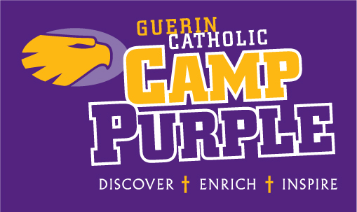 Girls Volleyball CAMP PURPLE!