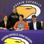 Michael Dutcher Signs Athletic Commitment to Kalamazoo College