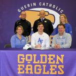 Congratulations to Isaac Fettig for signing to play football at Air Force