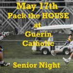 Boys Lacrosse Recap – Save the date: May 17th