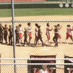 Softball Pounds Out 15 Hits in Win Over Pike