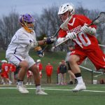 GC Lacrosse Players and Coach Recognized by State Lacrosse Assoc. (IHSLA)