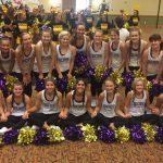 GCHS Cheerleaders attend UCA Camp & 4 Named All American!