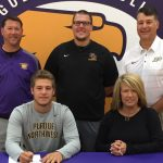 GC Baseball Player Trevor George Commits to Purdue NW