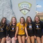 Meet the Golden Eagle Volleyball Seniors
