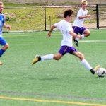 Guerin Catholic High School Boys Varsity Soccer beat Bishop Chatard High School 4-0