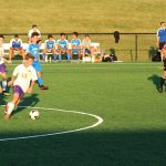 Guerin Catholic High School Boys Varsity Soccer beat Heritage Christian School 4-0