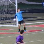 Guerin Catholic High School Boys Varsity Soccer beat Roncalli High School 3-0