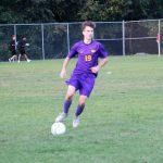 Guerin Catholic High School Boys Varsity Soccer beat McCutcheon High School 3-1