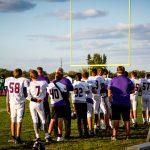 Freshman vs. Pendleton by Margaret Fallin