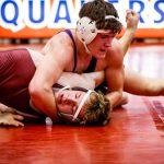 Guerin Catholic High School Coed Varsity Wrestling finishes 7th place