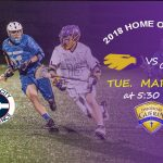 2018 Home Opener – March 6th (Tues.) against Bishop Chatard at 5:30 pm