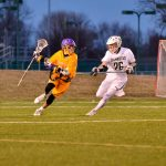 GC celebrates St. Patrick's Day with a win over Westfield Shamrocks