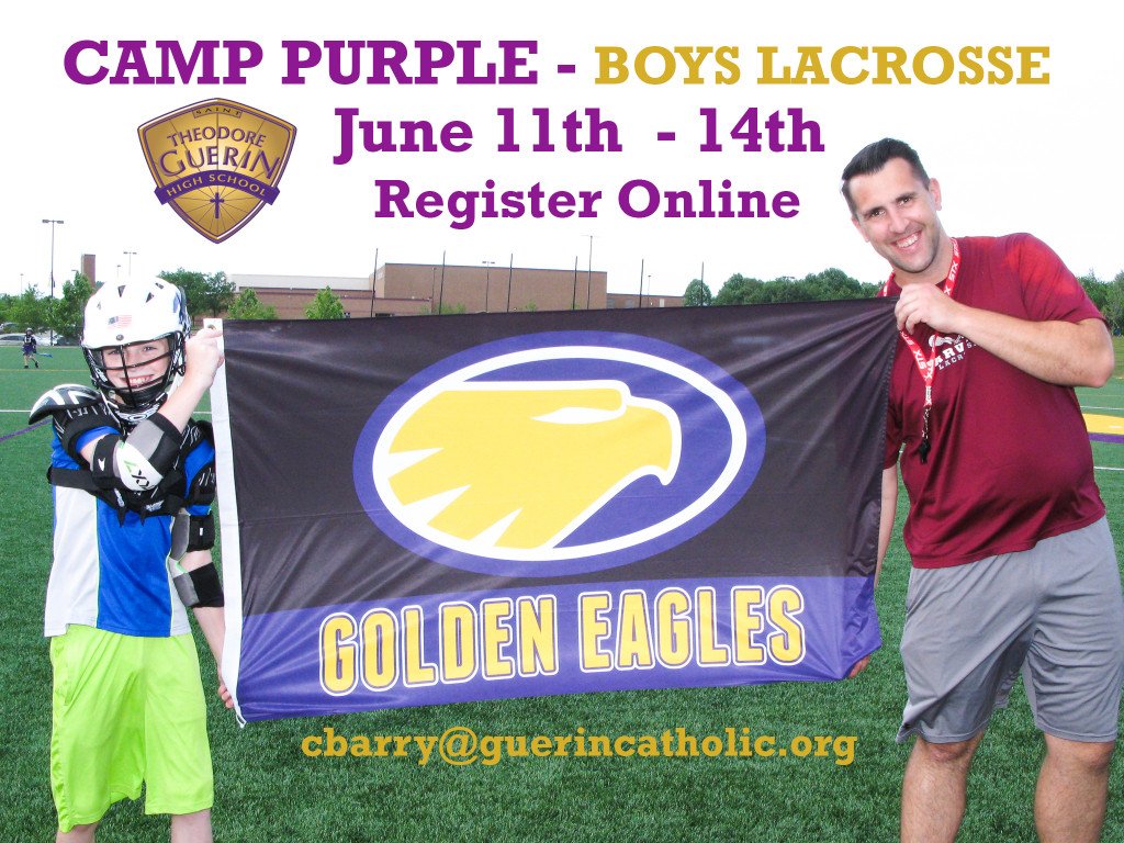 Save the date 6/11 – 6/14 – Camp Purple