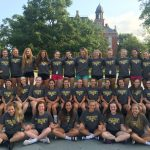 GCHS Girls Volleyball 2018 DePauw Volleyball Camp