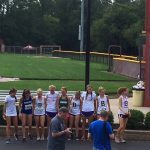 Girls Varsity Cross Country finishes 2nd place at 3rd Annual Circle City Conference