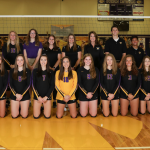 Guerin Catholic Girls Volleyball
