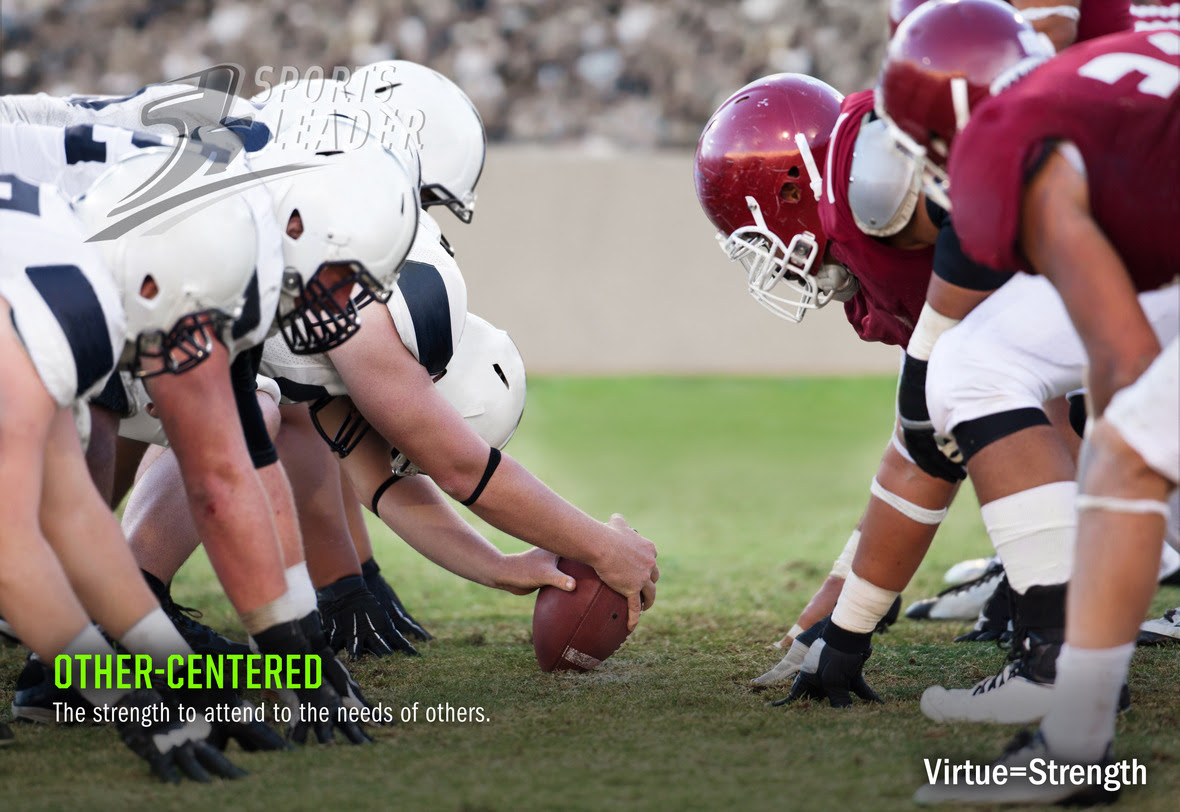 SportsLeader Virtue of the Week: Other-Centered