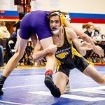 Guerin Catholic Wrestlers Fall to Decatur Central 59 – 24