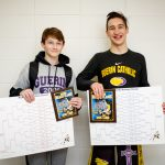 Guerin Catholic Places 2 Wrestlers in Finals at Mooresville Holiday Classic