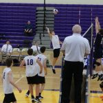 Boys Volleyball JV Purple vs. Cathedral