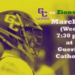 GC vs Zionsville on Wednesday March 27 (Wed)