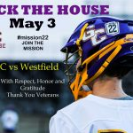 PACK THE HOUSE – MAY 3rd #Mission22