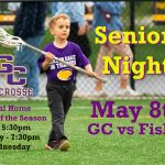 Farewell to our Seniors – May 8th (Wed) – Last regular HOME game