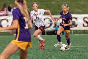 GC vs Brebeuf – Girls Soccer