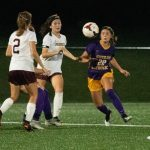 GC vs Brebeuf - Girls Soccer