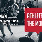 Don't Forget to Vote Indiana Members Credit Union November Athlete of the Month