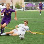 Boys Varsity Soccer ties Carmel 1 – 1