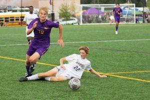 GCHS vs Carmel – Soccer