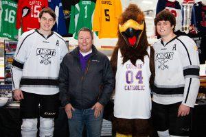 Senior Night – Knights Hockey