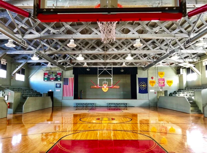 Boys Basketball Game Moved to Hoosier Gym