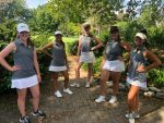 Guerin Girl's Golf win Ben Davis Invitational