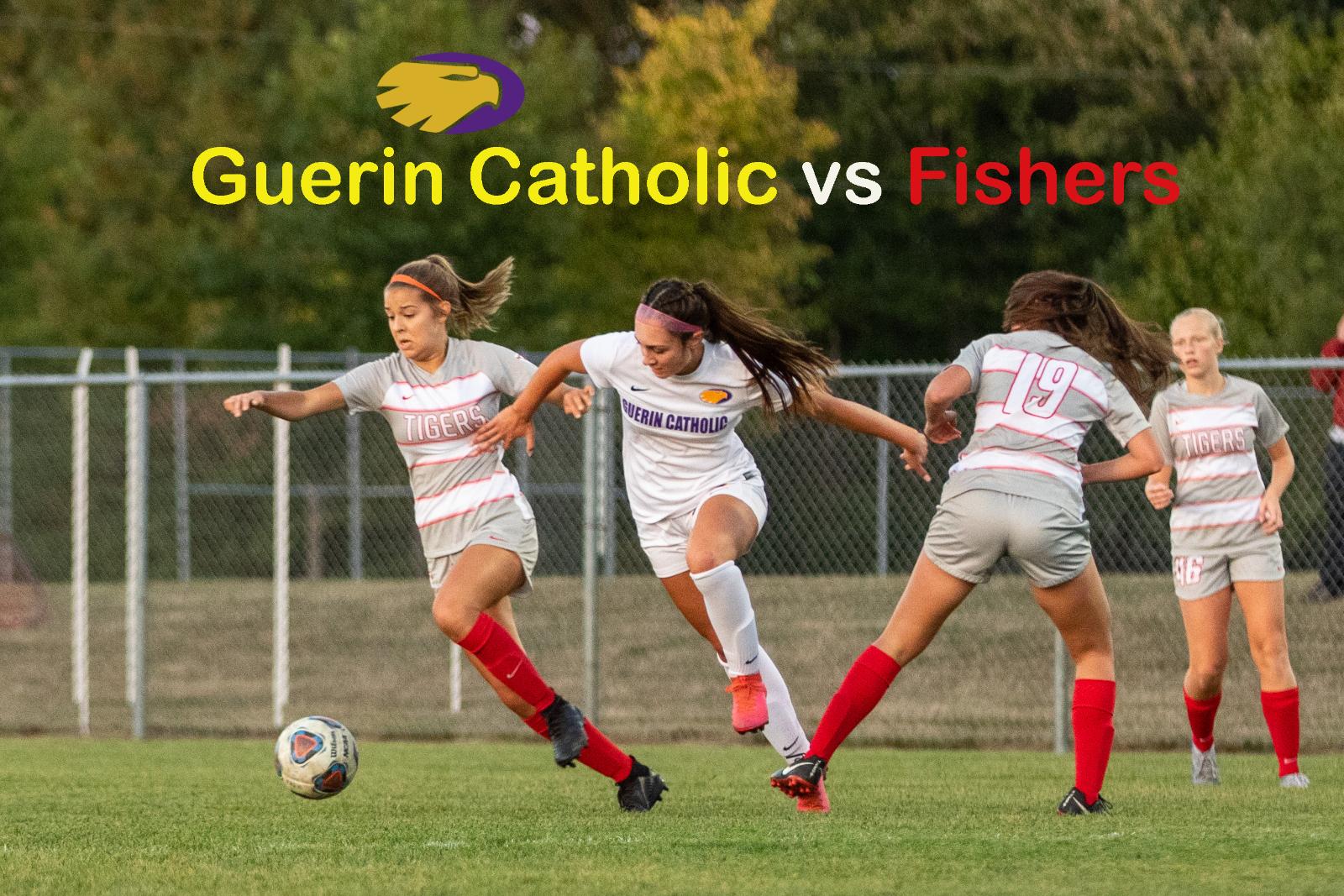 GC Girls Soccer vs Fishers