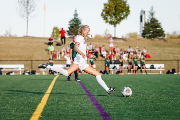 Girls Soccer Sectional vs Zionsville 10.08.2020