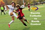 Girls Soccer Sectional vs North Central - Championship
