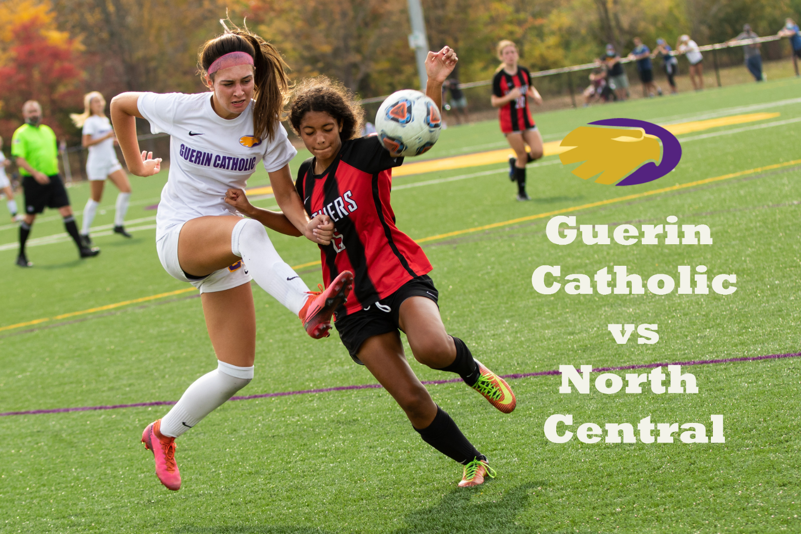 Girls Soccer Sectional vs North Central – Championship