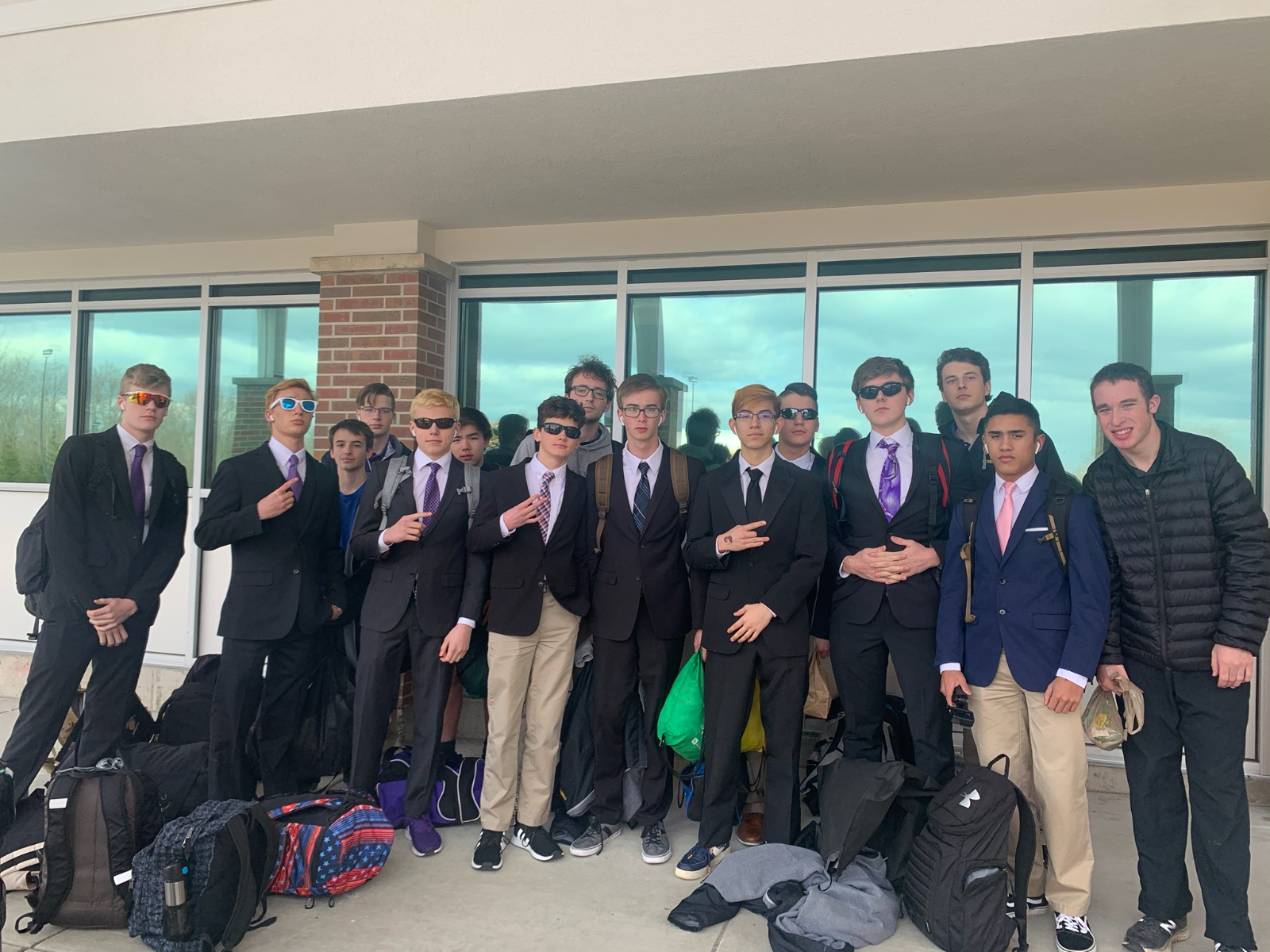 2019-2020 Boys and Girls Swimming and Diving Recap 2