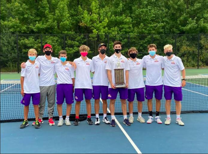 Boys Tennis 2020 Season Recap