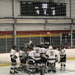 Varsity Hockey Advances to HS Hockey State Finals!