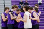 Boy's Volleyball vs Hamilton SE 3.25.2021