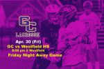 GC wins against Chatard – Away game this Friday vs Westfield HS