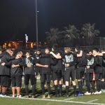 Boys soccer squeezes out 3-2 victory