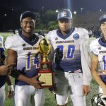 Four Pirates help North win Spanos game