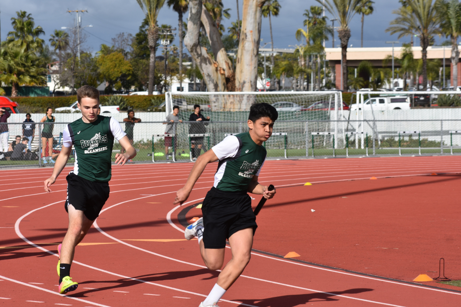 Track strikes gold at UC Classic